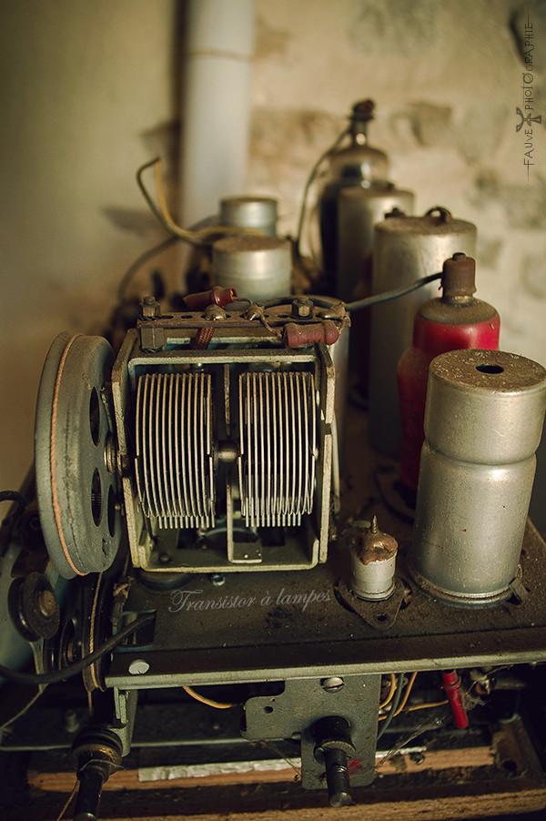 Transistor à lampes