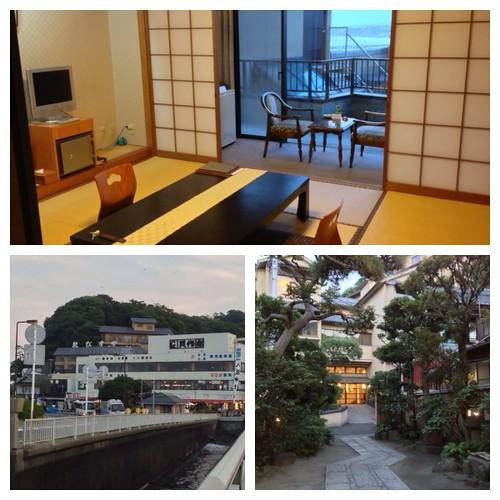 恵比寿屋旅館 湘南江ノ島旅行2013夏