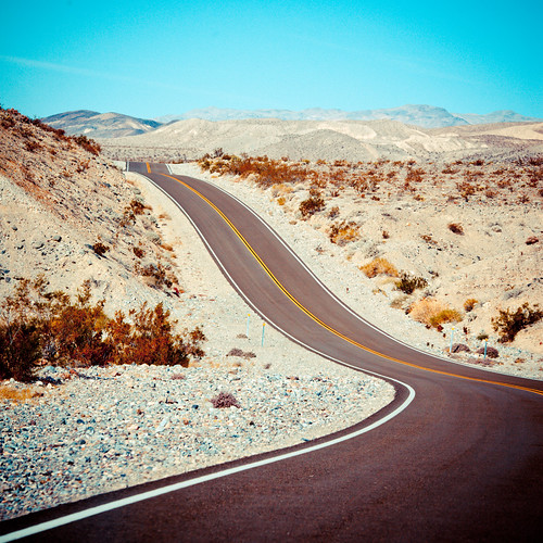 The Miles Were Good by Thomas Hawk