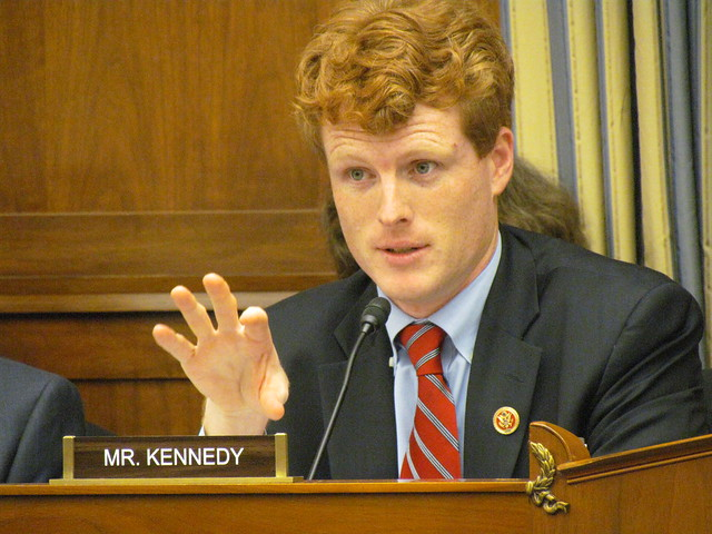 Rep. Joe Kennedy III (D-MA)
