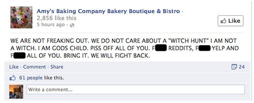 This Is The Most Epic Brand Meltdown On Facebook Ever