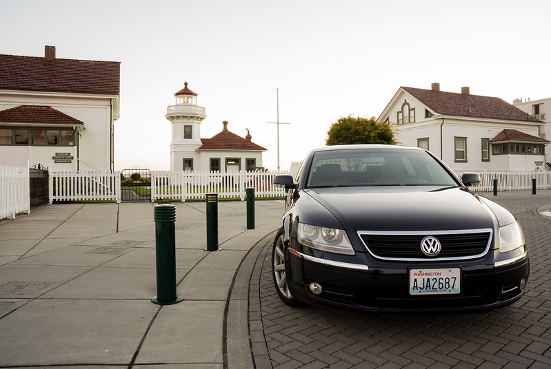 Phaeton Photo Shoot - Mukilteo Lighthouse at Dawn