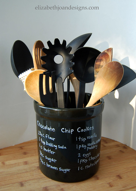 What Does Your Utensil Holder Look Like?
