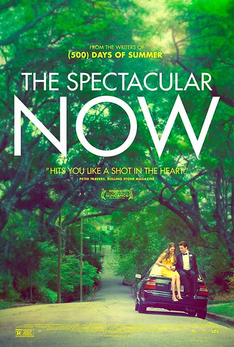 THE SPECTACULAR NOW ART