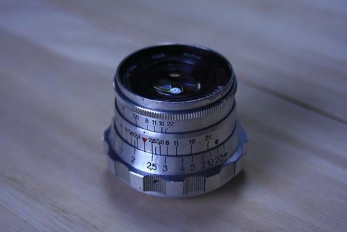 INDUSTAR-26M 50mm f 2.8