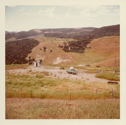 Sierra Madre Station Site, 1973 No. 1