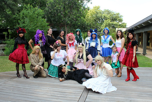 Sailor Moon Lolita Meetup!