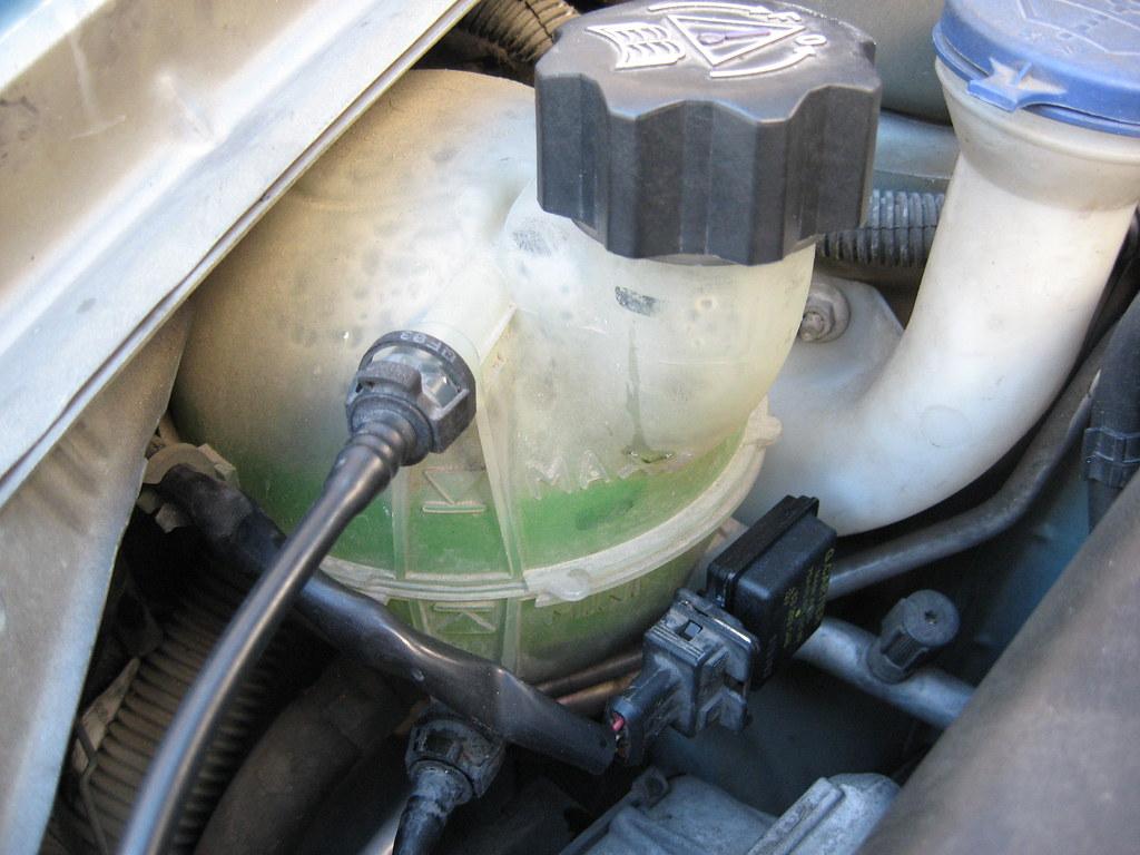 Liquido refrigerante CITROËN C3 I (FC_) 1.4 HDi (50Kw)