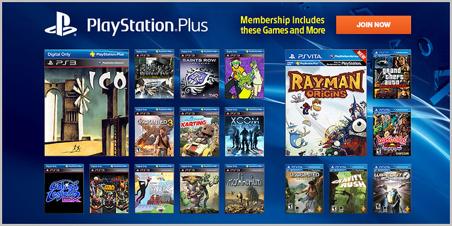 PlayStation Plus Update 9-24-2013