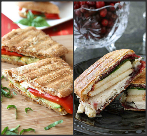 Panini Recipes | cookincanuck.com #panini #sandwich