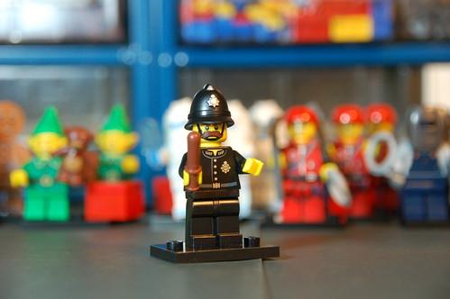 71002 LEGO Minifigures Series 11 (1)