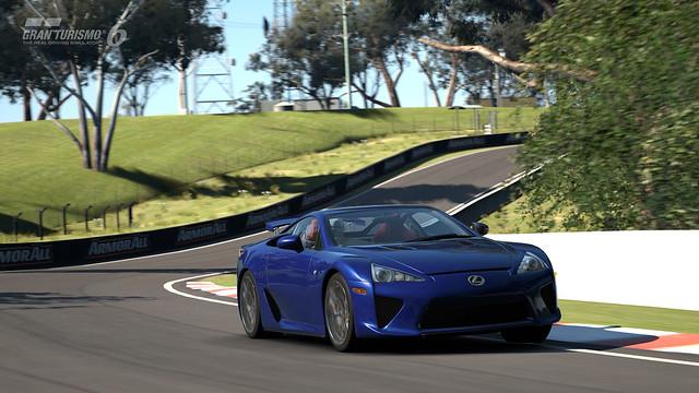 Gran Turismo 6: Bathurst Circuit
