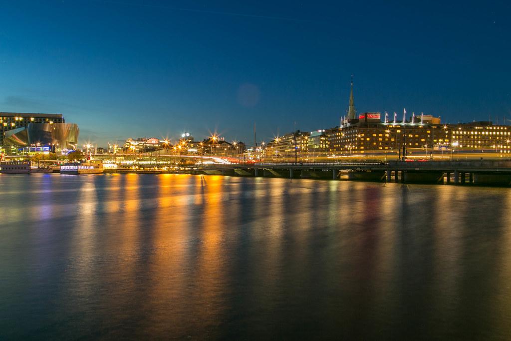 Stockholm Hotel Near The Opera