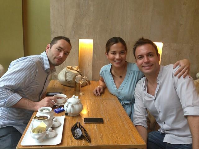 Sean Ellis, Celine Lopez, Axel Favre