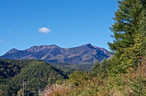 赤岳 横岳 硫黄岳 by nomachishinri