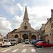 Saint Philibert  church, XII c. Dijon (церковь св. Филибера, XII в. Дижон). West facade (западный фасад)