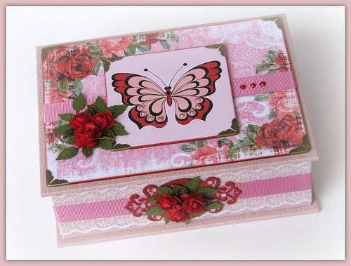 Roosa karp 1