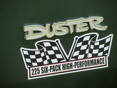 Duster 225 Six Pack