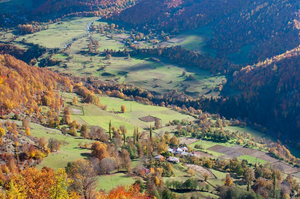 Svaneti valley