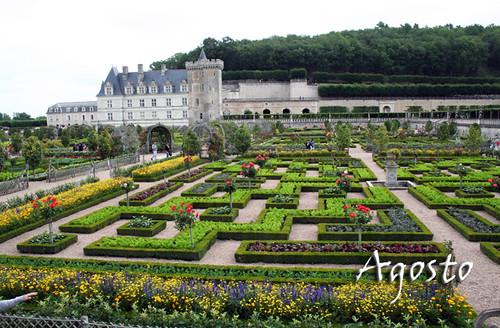 Agosto-Valle del Loira