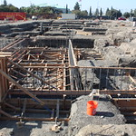 October 22 - Forms and rebar