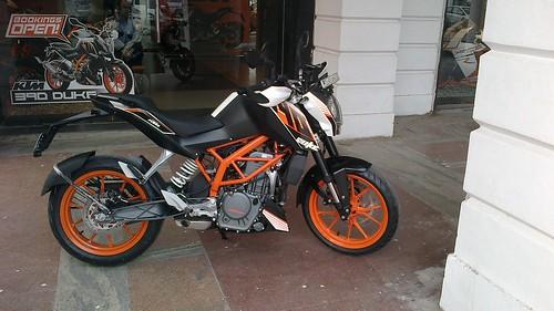 KTM Duke 390 - 10672328583 e6e7c4e366