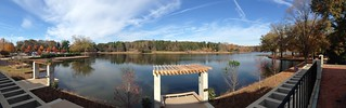 Furman Lake Panorama