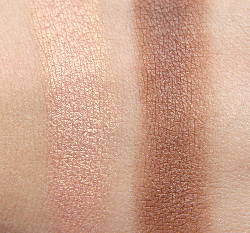 pürminerals uncover contour-highlight powder duo swatch