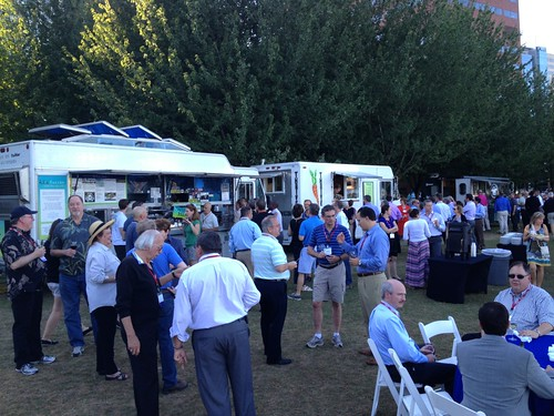 Waterfront Park Food Truck Dinner