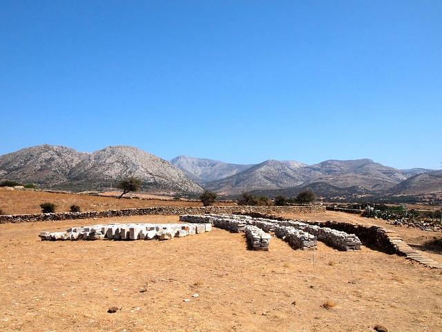 Dimitra's Temple, Naxos
