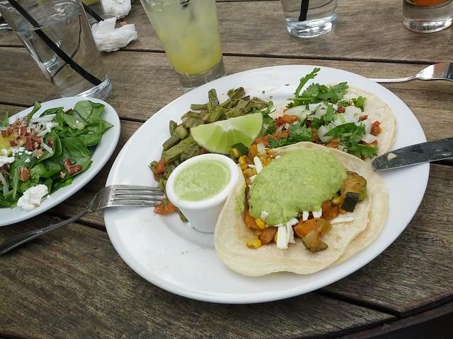 Tacos at Takoba
