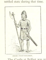 """British Library digitised image from page 23 of """"Guide to North of Ireland, Giant's Causeway and Belfast, with history of Belfast"""""""