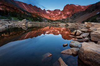 Lake Isabelle Sunrise