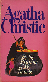 Pocket Books 75419 - Agatha Christie - By the Pricking of My Thumbs