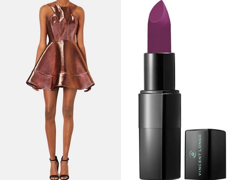 dress lips