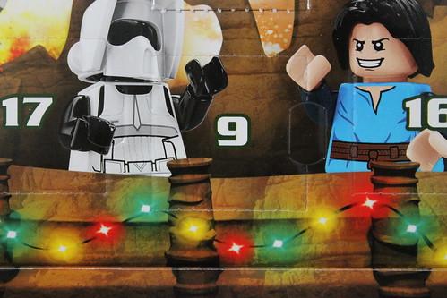 LEGO Star Wars 2013 Advent Calendar (75023) - Day 9