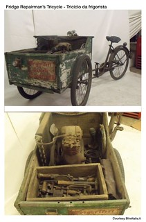 Cargo Bike History: The Refrigeration Repairman's Bicycle