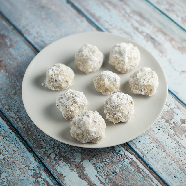 Snowball Cookies (4)