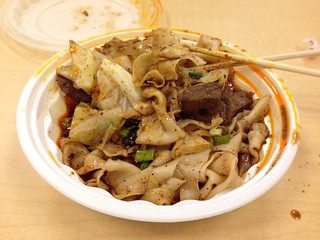 Spicy & Tingly Beef Noodles