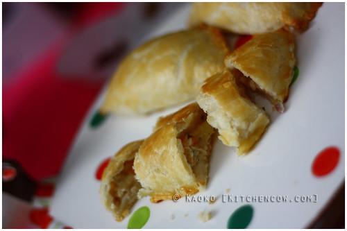 Alaska Crema - Pastry Parlour Empanadas