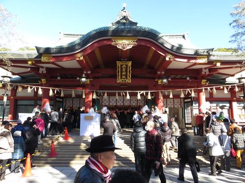 十日戎 - 西宮神社 / Nishinomiya jinja, Shrine - Nishinomiya, Hyogo