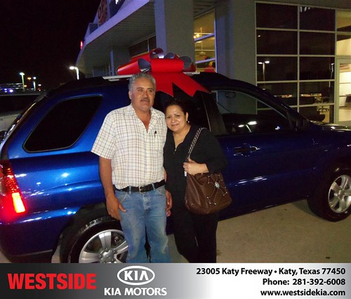 Happy Birthday to Josefina E Flores from Chowdhury Rubel and everyone at Westside Kia! #BDay by Westside KIA