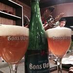 ベルギービール大好き!! ボンヴー Bons Veux@エンボカ京都