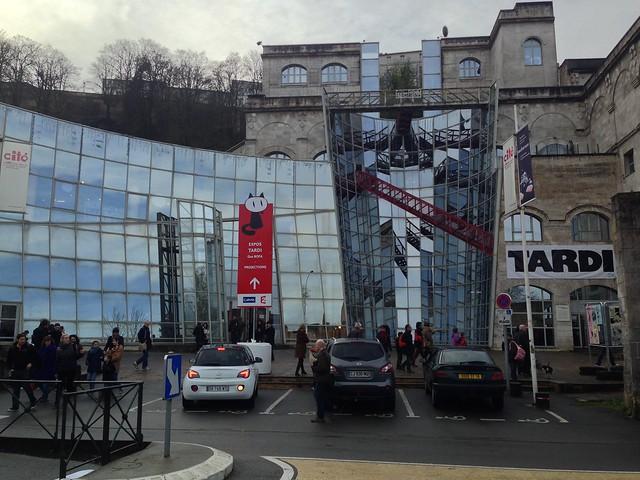 Cité de la BD d'Angoulême