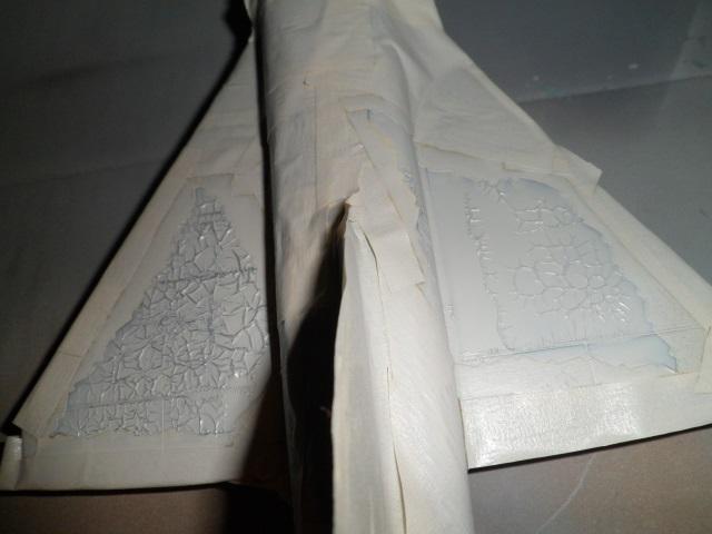 Numéro 56 [Heller Dassault Mirage IV A - 1/72] 12259178433_592ae8d923_o
