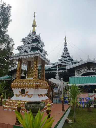 TH-Mae Hong Son-Temple birman (1)