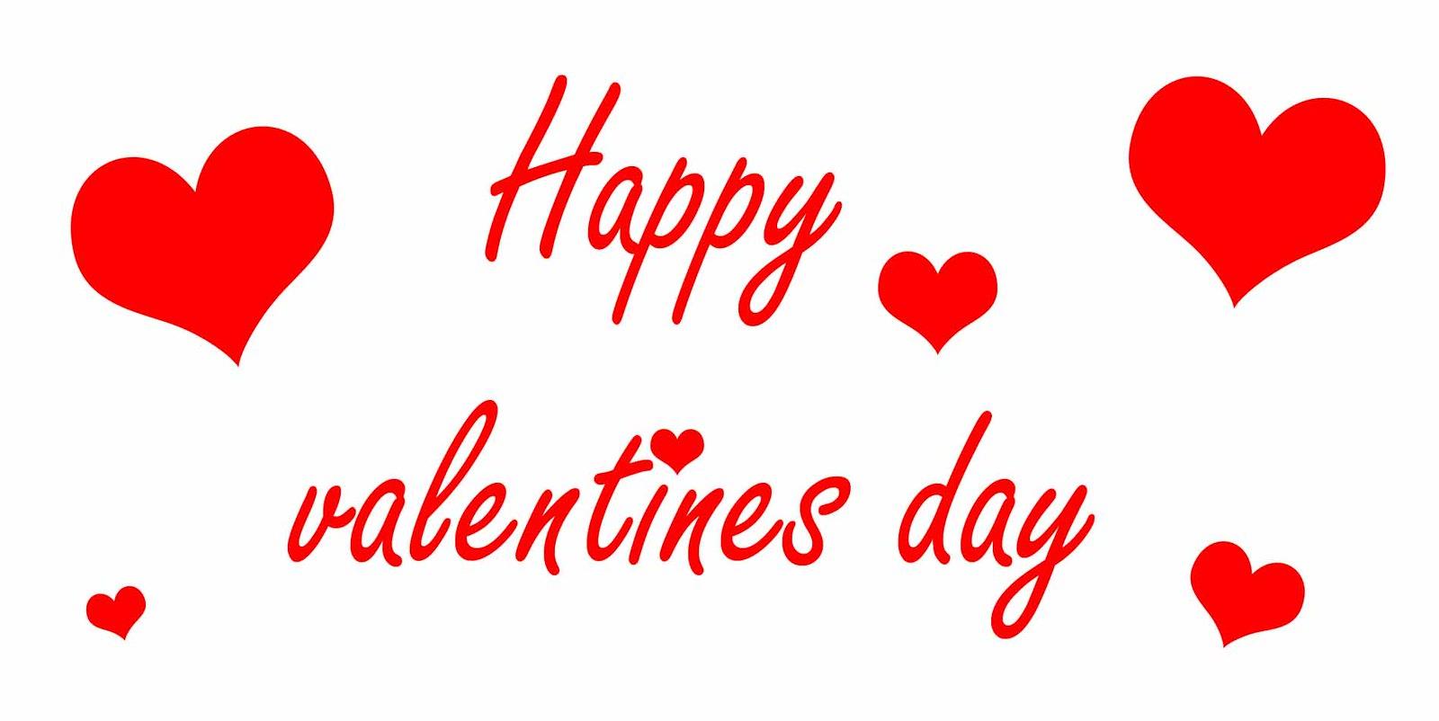 Valentinsdag - valentines day - menu