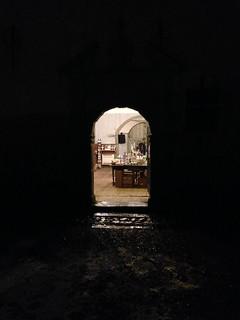 I slottsköket sägs slottsfrun vaka över pigorna. 3201144da4e31