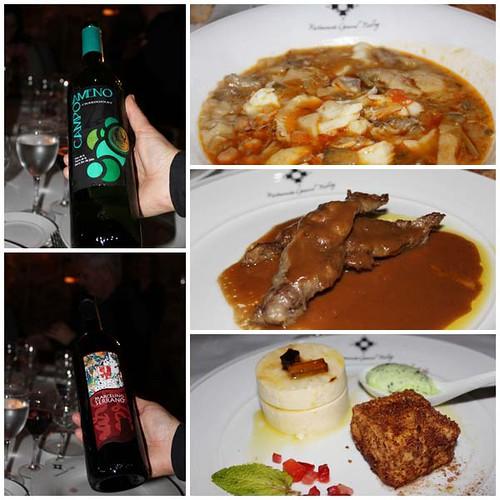 Restaurante General Reding Palacio de Mengibar