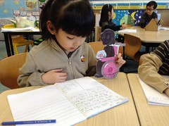 Reading to Melody (submitted by Renaissance College Hong Kong) by melodyaroundtheworld